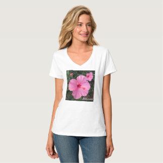Camiseta Hibiscus
