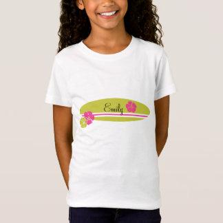 Camiseta Hibiscus da prancha