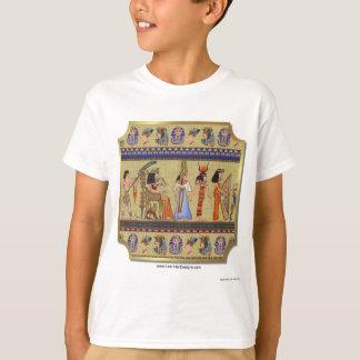 Camiseta Hieroglyphics egípcios roupa, coleções dos