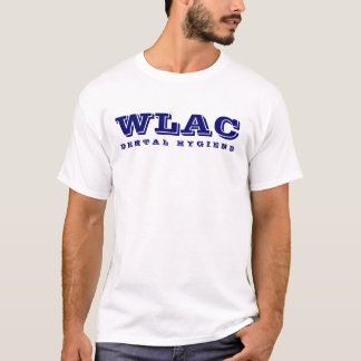 Camiseta Higiene dental de WLAC