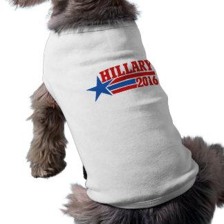 Camiseta Hillary 2016
