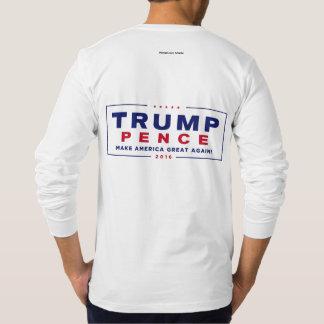 Camiseta Hillary para a prisão - You've obteve a cadeia!
