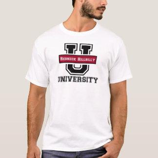 Camiseta Hillbilly do campónio