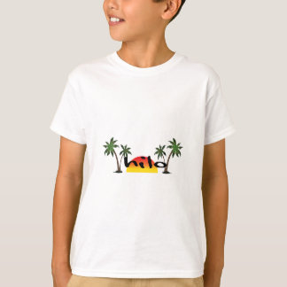 Camiseta Hilo Havaí