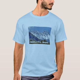 Camiseta HIMALAYA - uma de 1000 vistas de NEPAL