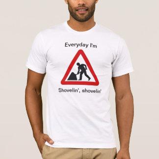 Camiseta Hino do trabalho do partido