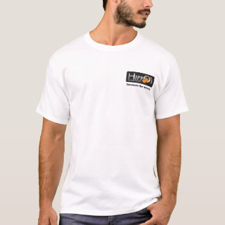 Camiseta HipLOGOColor, San Antonio do centro revisado