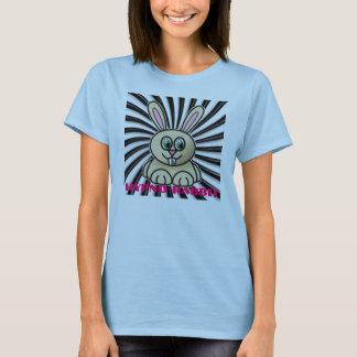Camiseta hipnorabbit, coelho de Hypno