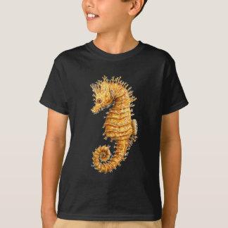 Camiseta Hipocampo do hipocampo do cavalo de mar