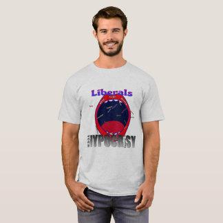 Camiseta Hipocrisia de Liberl