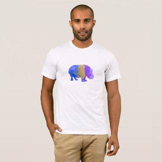 Camiseta Hipopótamo