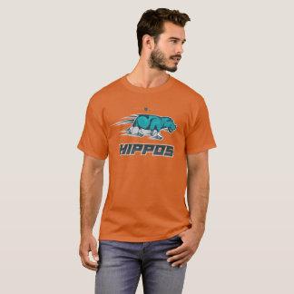 Camiseta Hipopótamos do futebol de Harris