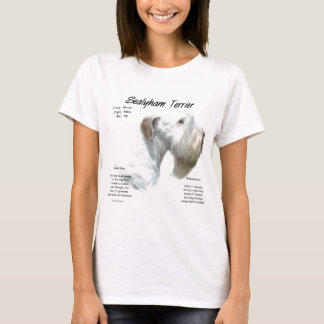 Camiseta História de Sealyham Terrier