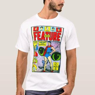 Camiseta História em quadrinhos #108 da característica