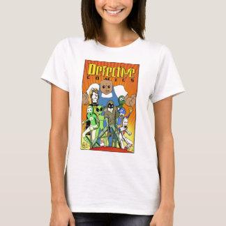 """Camiseta História em quadrinhos defeituosa """"rei design do"""