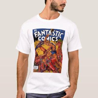 Camiseta História em quadrinhos fantástica 3