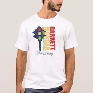 Camiseta História preta de Garrett Morgan