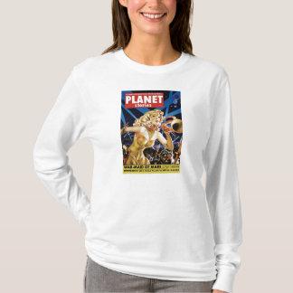 Camiseta Histórias do planeta - Warmaid do t-shirt de Marte