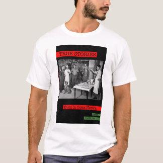 Camiseta Histórias verdadeiras do la Cosa Nostra