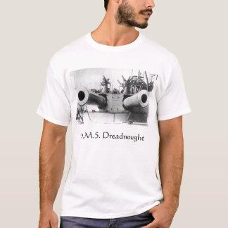Camiseta HMS Dreadnought