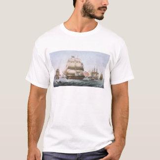 Camiseta HMS Victory, 1806