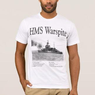 Camiseta HMS Warspite