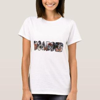 Camiseta Hoarder do gato
