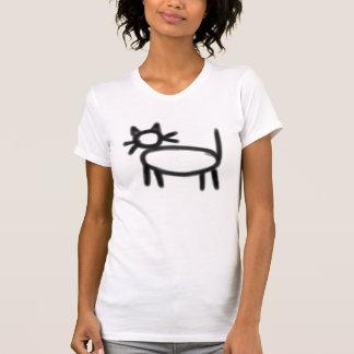 Camiseta Hobo símbolo: Menino Lady (black print)