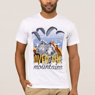 Camiseta Hochland - Over the Mountains