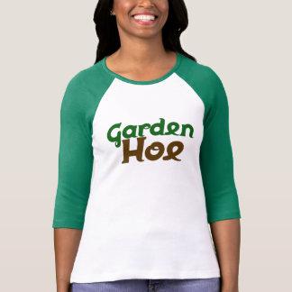 Camiseta HOE do jardim