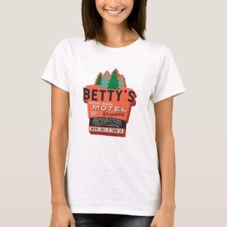 Camiseta HOF19 senhoras T básico