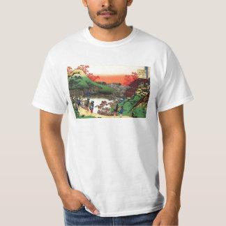 Camiseta Hokusai - arte japonesa - Japão