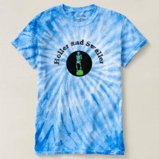 Camiseta Holler e Swaller com folha