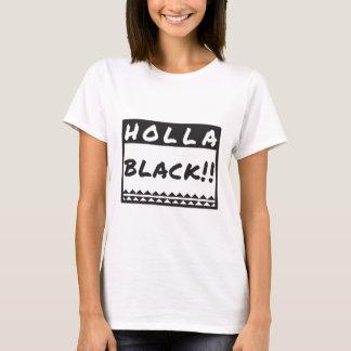 Camiseta holly_black