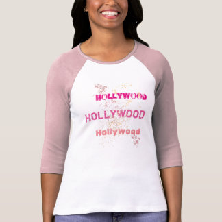 Camiseta Hollywood - t-shirt