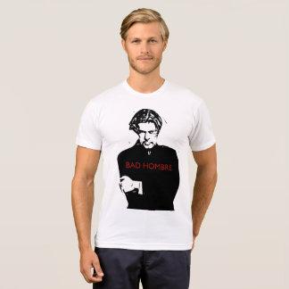 Camiseta Hombre mau/mulher desagradável