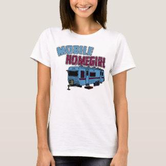 Camiseta Homegirl móvel