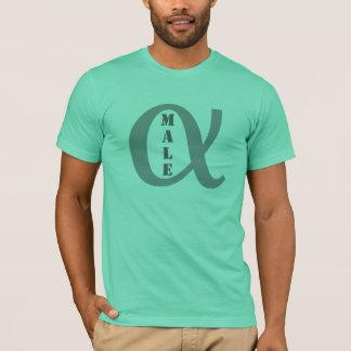 Camiseta Homem alfa