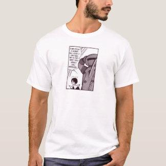 Camiseta homem considerável