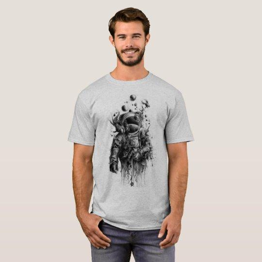 Camiseta Homem da Lua ao Mar