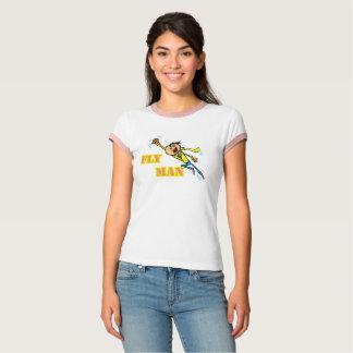 Camiseta homem da mosca