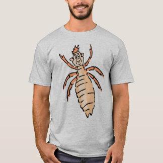 Camiseta Homem da térmita