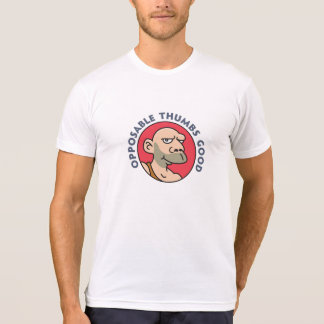 Camiseta Homem das cavernas engraçado