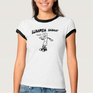 Camiseta Homem de Lumpia!