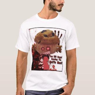 Camiseta Homem de muffin