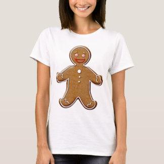 Camiseta Homem de pão-de-espécie