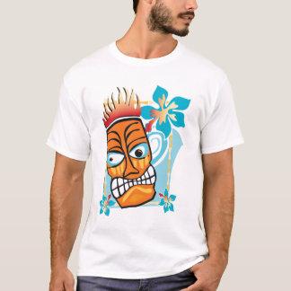 Camiseta Homem de Tiki