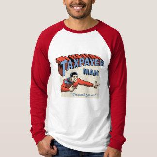 Camiseta Homem do contribuinte!