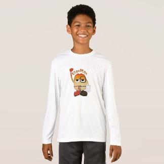 Camiseta Homem do Flan