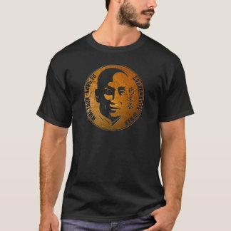 Camiseta Homem do IP do mestre grande - asa Chun Kung Fu